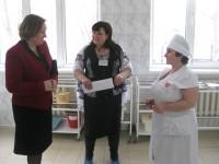 Уполномоченный посетил медико-социальное отделение Саратовского центра социальной адаптации для лиц без определенного места жительства и занятий