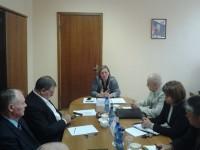 Прошла рабочая встреча Уполномоченного с новым составом Общественной наблюдательной комиссии Саратовской области