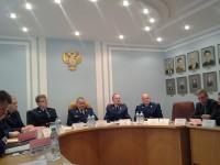Прокурор Саратовской области встретился с Уполномоченными и представителями общественности