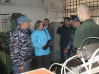 Выезд Уполномоченного по правам человека в Балашовский муниципальный район