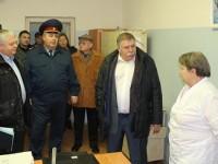 Проведен совместный выезд в следственный изолятор № 1 г.Саратова