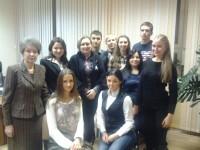 Уполномоченный встретился со студентами СГУ им.Н.Г. Чернышевского