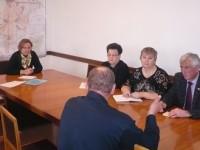 Уполномоченный по правам человека Т.В. Журик посетила Краснокутский муниципальный район