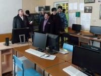 Членами ОНК Саратовской области и представителем Уполномоченного по правам человека совершен выезд в исправительную колонию № 10