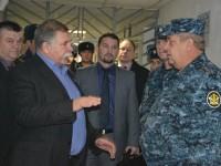 Исправительные учреждения Вольска: совместный выезд членов ОНК и представителя Уполномоченного по правам человека в Саратовской области