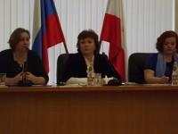 Татьяна Журик приняла участие в работе Гражданского форума