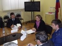 Состоялось заседание Совета национально-культурных общественных объединений при Уполномоченном по правам человека в Саратовской области