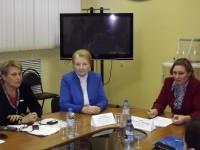 Татьяна Журик провела заседание круглого стола по теме «Правозащитная деятельность в регионе»