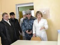 Областная больница УИН: совместный выезд членов ОНК области и представителя Уполномоченного