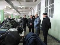 Исправительные колонии № 17 и № 4 г. Пугачева: совместный выезд