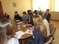 Проведено заседание рабочей группы по совершенствованию бесплатной юридической помощи