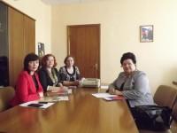 Состоялась «горячая» линия по защите прав женщин