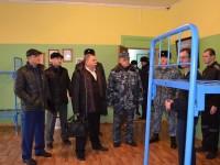 Исправительная колония №33: совместный выезд Общественной наблюдательной  комиссии и аппарата Уполномоченного по правам человека в Саратовской области