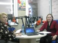 Уполномоченный ответил на вопросы слушателей радио «Комсомольская правда — Саратов»