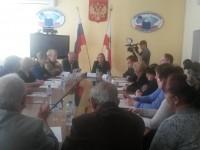 Состоялось очередное заседание Общественного совета по вопросам прав и свобод человека при Уполномоченном по правам человека в Саратовской области