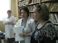 Вольский район: выезд Уполномоченного по правам человека Т.В. Журик