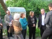 Организована встреча с жителями Заводского района г. Саратова