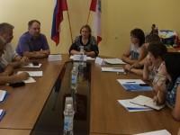 Встреча Уполномоченного Татьяны Журик с общественными помощниками прошла в новом формате
