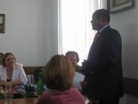 В Саратовскую область прибыла делегация Управления Верховного комиссара ООН по делам беженцев