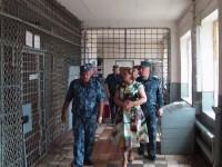 Уполномоченный по правам  человека посетил Тюрьму