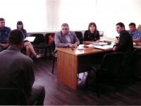 Исправительная колония №2: совместный выезд представителя Аппарата Уполномоченного по правам человека в Саратовской области и членов ОНК