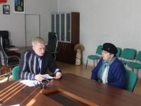 Выезд в Самойловский муниципальный район