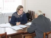 Уполномоченный Татьяна Журик посетила Духовницкий район