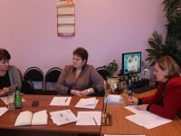 В Базарно-Карабулакском районе Татьяна Журик провела прием граждан