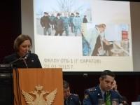 На заседании коллегии УФСИН России по Саратовской области Уполномоченный рассказал о результатах проведенного  анкетирования осужденных