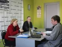 Татьяна Журик провела онлайн-конференцию