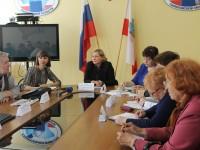 Состоялся «круглый стол» на тему: «Изменение порядка предоставления мер социальной поддержки: первые итоги»