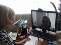 Татьяна Журик провела скайп-прием жителей Хвалынского района