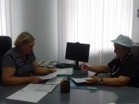 Татьяна Журик провела личный прием граждан