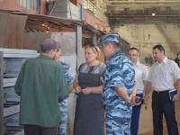 Уполномоченный по правам человека посетил ФКУ ИК-33