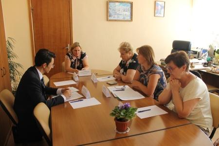 Состоялось заседание рабочей группы  по вопросам совершенствования бесплатной юридической помощи