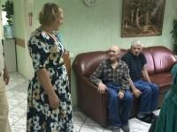 Уполномоченный посетил Аткарский дом-интернат для престарелых и инвалидов