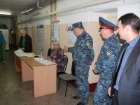 Представитель Уполномоченного проверил ход голосования в СИЗО № 1 г. Саратова