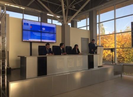 Представители аппарата Уполномоченного  по правам человека в Саратовской области приняли участие в семинаре по вопросам деятельности  национально-культурных некоммерческих организаций