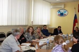 На заседании Общественного совета при Уполномоченным обсудили проблемы трудоустройства  инвалидов