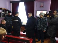 Посещение ИК-7 УФСИН России по Саратовской области