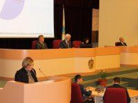Т.В. Журик представила депутатам Саратовской областной Думы доклад «О деятельности Уполномоченного по правам человека в Саратовской области в 2016 году»