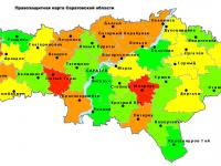 Правозащитная карта Саратовской области