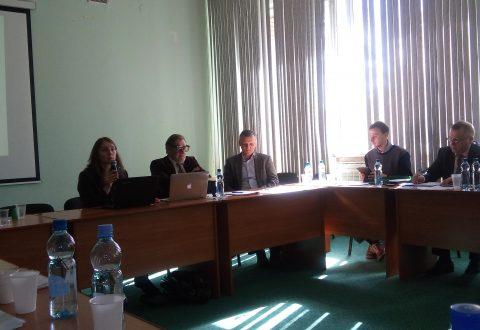 Региональные уполномоченные, правозащитники и представители судейского сообщества обсудили возможности проведения мониторинга доступности и открытости  судов
