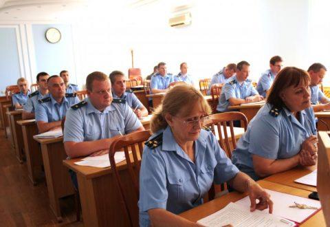 Т.В. Журик приняла участие в учебно-методическом семинаре для сотрудников прокуратуры Саратовской области