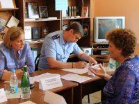 Уполномоченный по правам человека в  Саратовской области и прокурор Саратовской области  посетили Романовский район