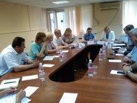 Состоялось заседание Совета национально — культурных общественных объединений