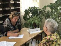Уполномоченный по правам человека в Саратовской области посетила Хвалынский муниципальный район