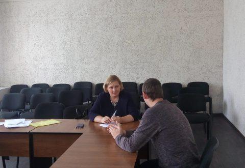 Посещение Калининского муниципального района