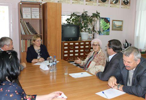 Уполномоченный по правам человека в  Саратовской области посетил Федоровский район
