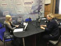 Уполномоченный пообщался с жителями Саратовской области в эфире  «Радио России. Саратов»
